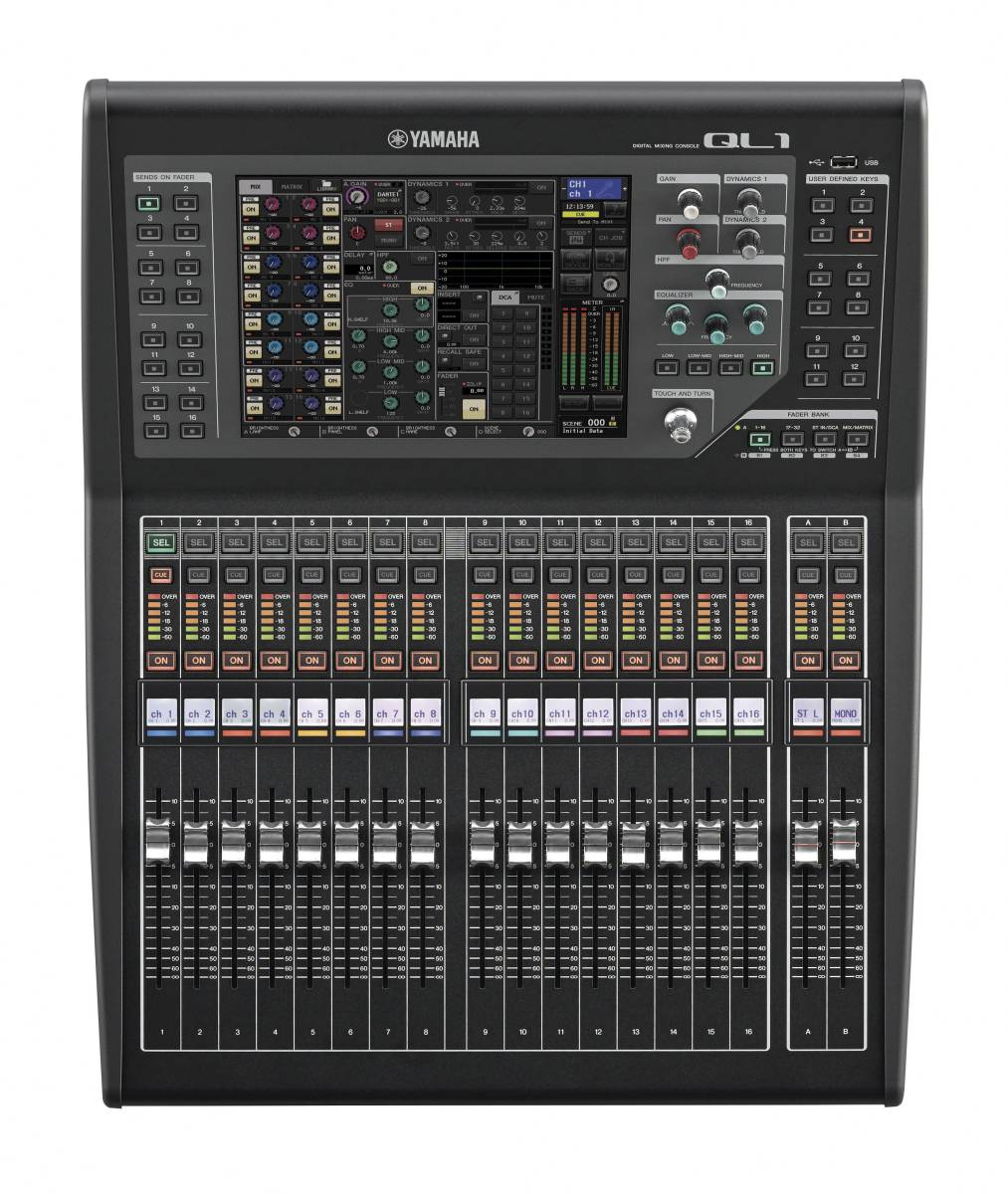 Ql1 for Yamaha ql 3