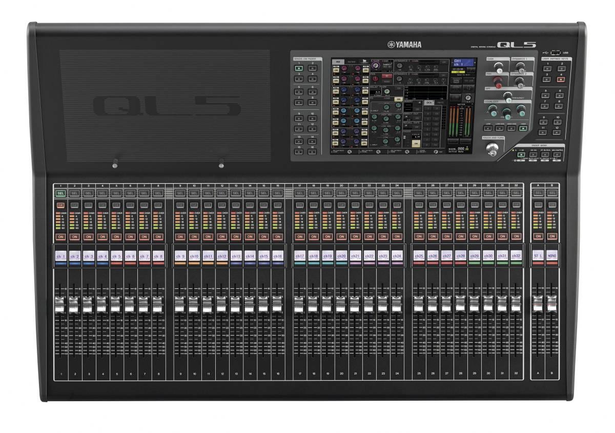 Ql5 for Yamaha ql 3