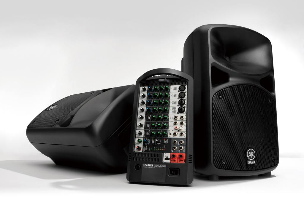 STAGEPAS600i