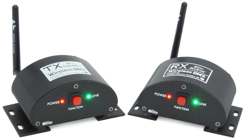 Wireless DMX RX